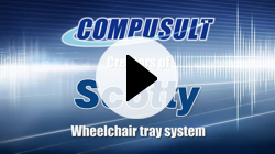 Watch Scotty Wheelchair Tray System Video