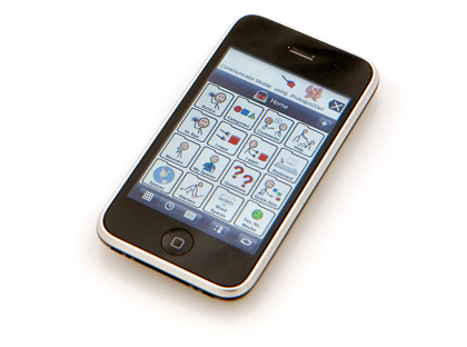 Proloquo2Go Software-iPod Touch