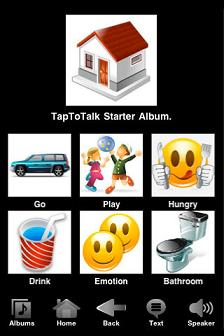 TapToTalk Software
