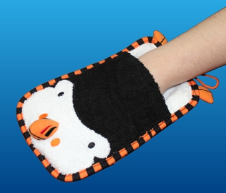 Animal Puppet Wash Mitts